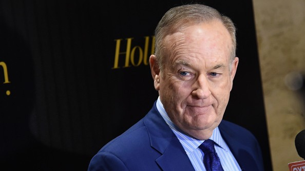 Remember Bill O'Reilly's Extreme Sexual Harassment 'Falafel Lawsuit' from 2004?
