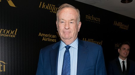 No Really, Bill O'Reilly Wrote About the Importance of Consent in His New Book