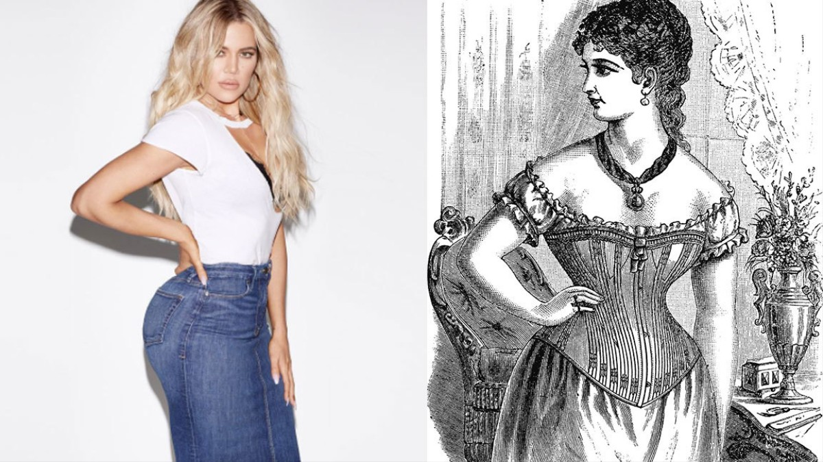 aff8712cd703a From Corsets to Kardashians: Women's Power and the History of the Silhouette