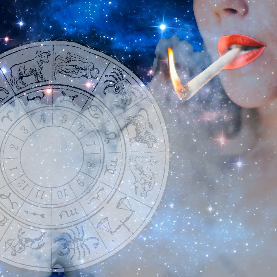 Your Relationship to Weed Explained by Astrology