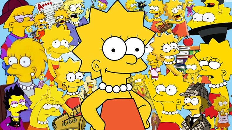 We Are Lisa Simpson: 30 Years with the Smartest and Saddest Kid in Grade Two