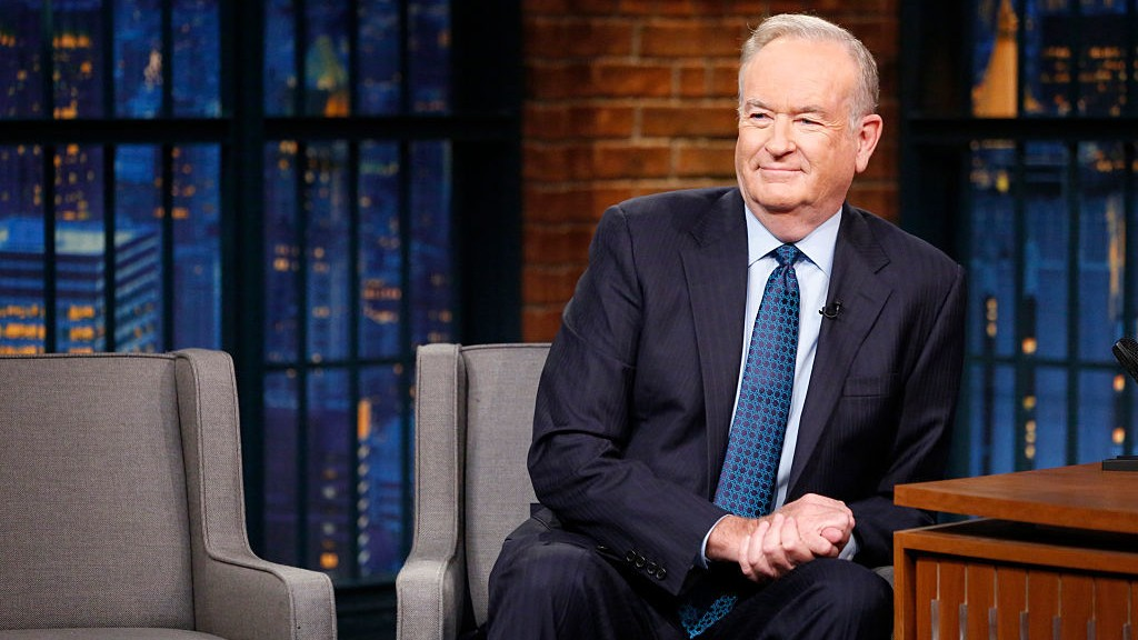I Tried and Failed to Learn Manners from Bill O'Reilly's Children's Book