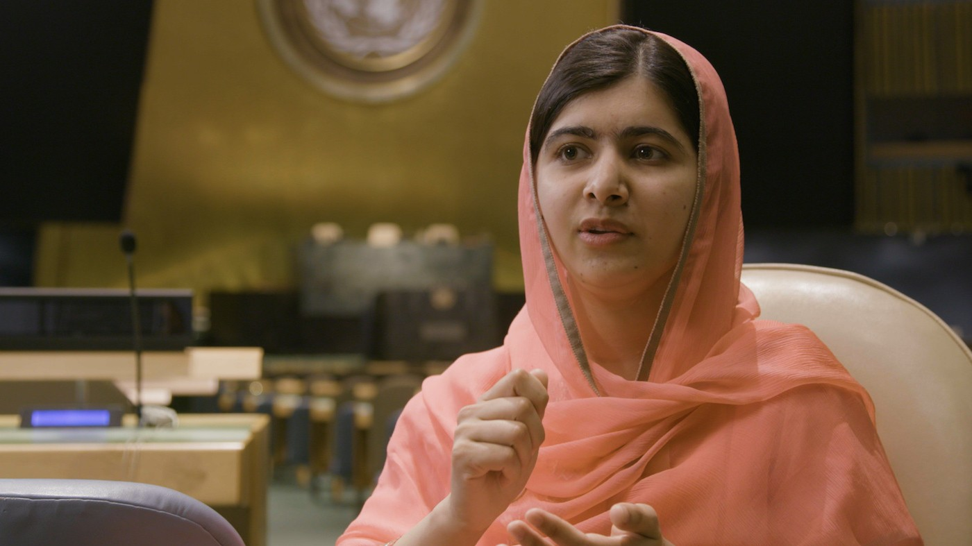 Malala Shares What She Would Tell President Trump About the Refugee Crisis