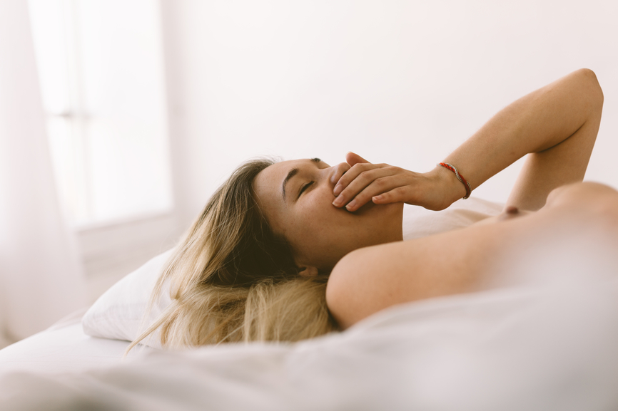 Of licking spunk creamy spunk a vagina porn
