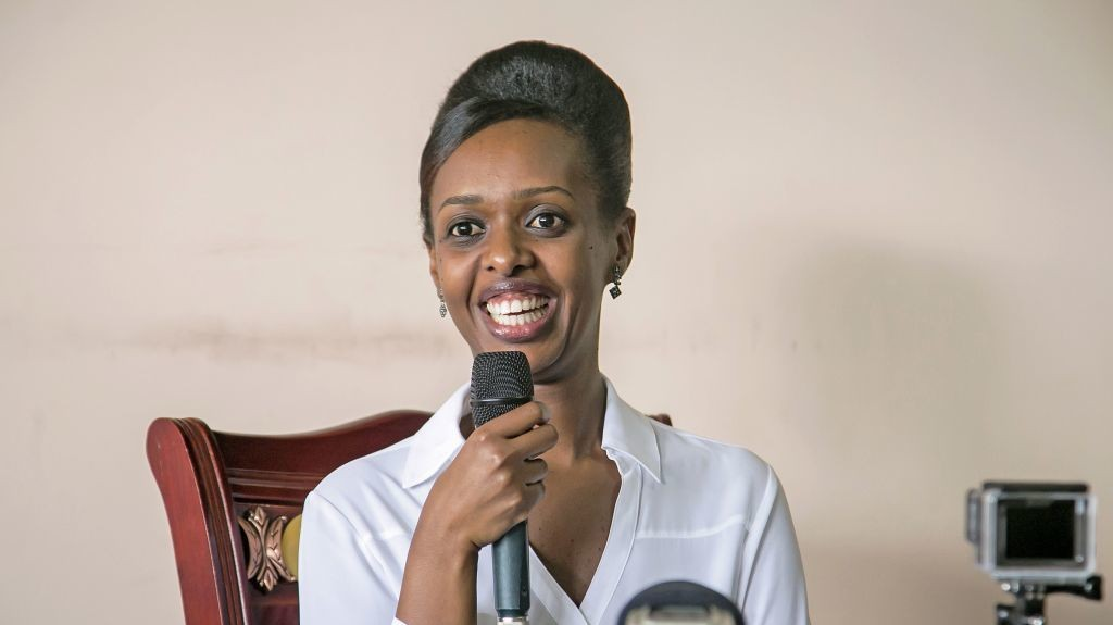 Rwanda's Female Presidential Candidate Latest Victim of Nude Photo Leak