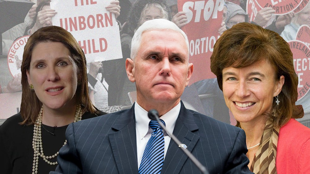 Meet Trump's Terrifying, Ignorant 'A-Team' of Anti-Abortion Zealots