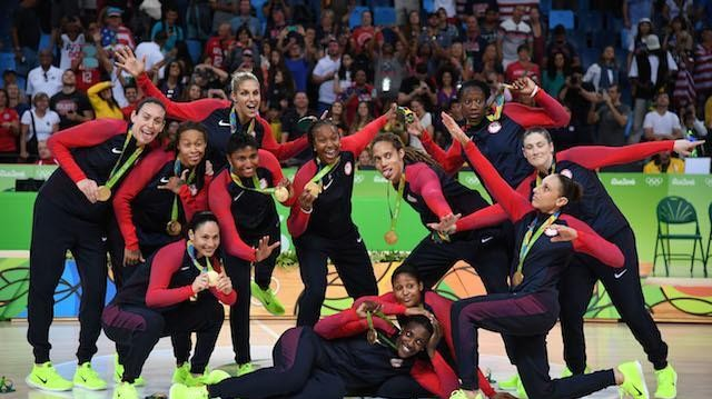 How US Women's Basketball Defined Gold Standard in Dominant Run Through Rio