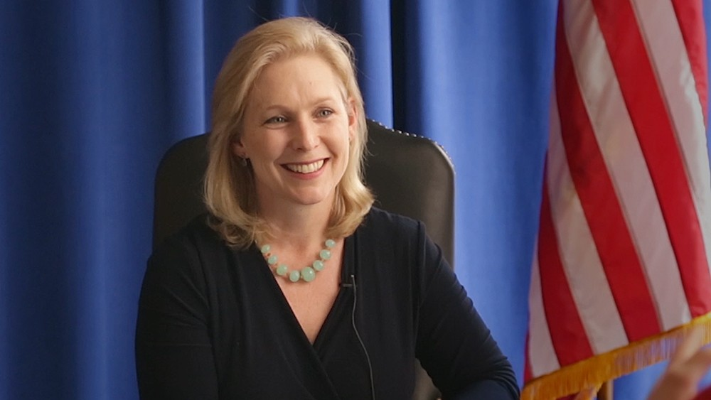 Senator Gillibrand Is an Unstoppable Advocate