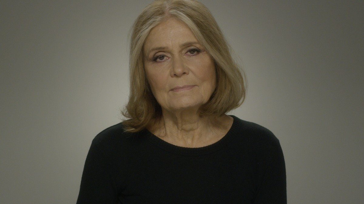 WOMAN with Gloria Steinem (Trailer)