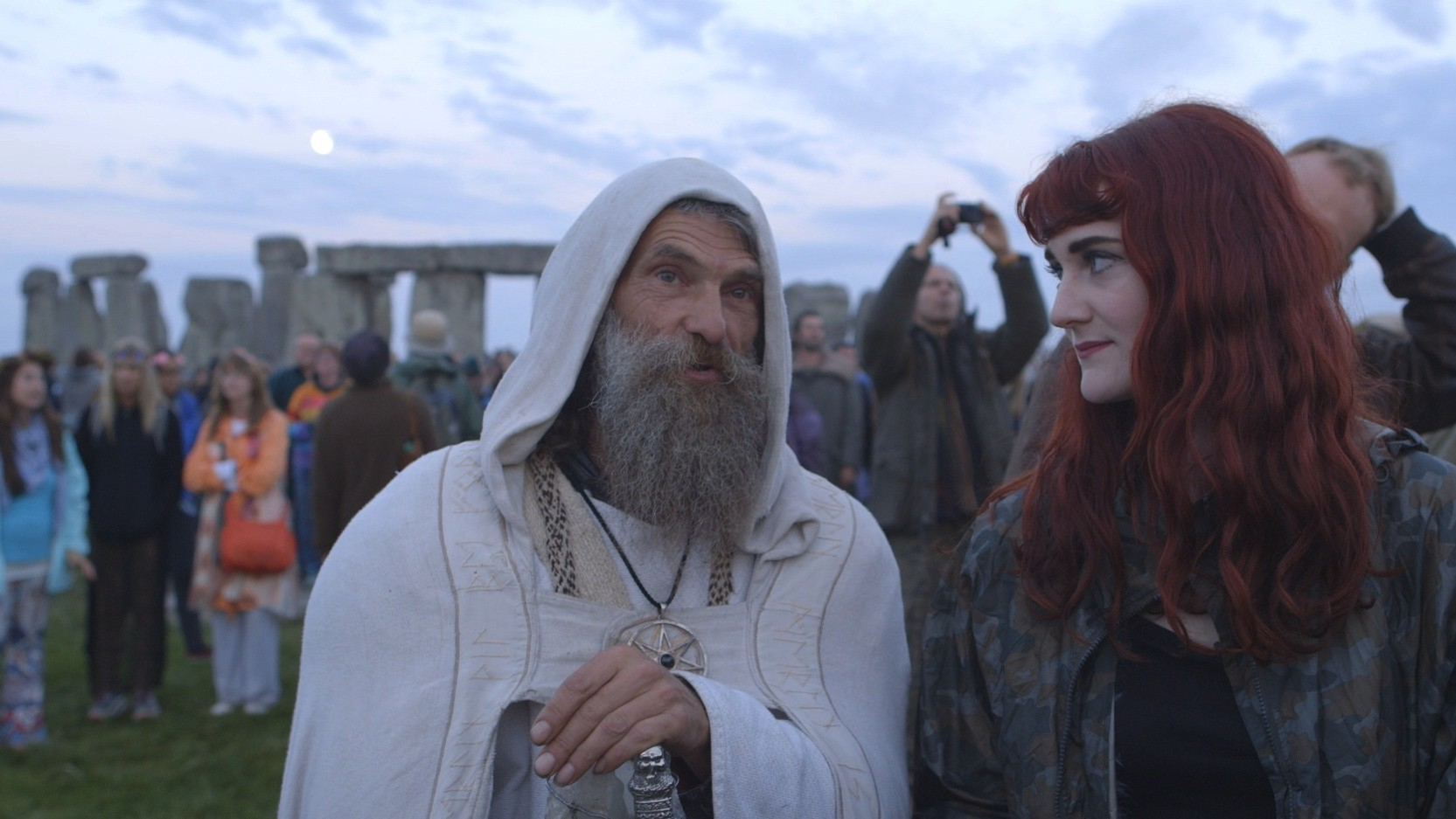 Stonehenge Stoners and Worshipping Wizards: 12 Hours at the World's Biggest Pagan Party