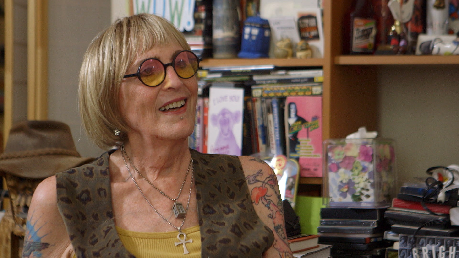 Ex-Scientology Leader and Trans Icon Kate Bornstein on What It Takes to Survive